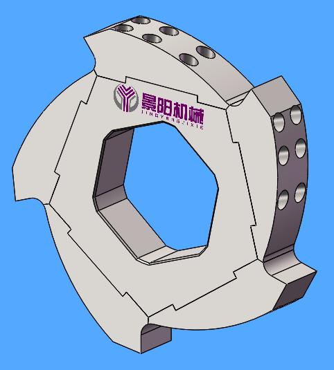 金属/可拆卸式/组合式/分体式撕碎机刀片